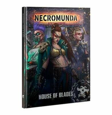 House of Blades (Hardback) (Englisch) Necromunda - Games Workshop
