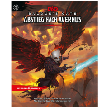 Dungeons&Dragons - D&D Baldur's Gate: Abstieg nach Avernus - DE