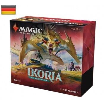 Magic The Gathering - Ikoria: Lair of Behemoths Bundle - DE