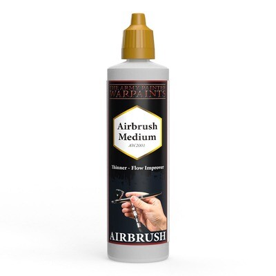 Warpaints: Airbrush Medium - Army Painter Warpaints