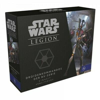 Star Wars Legion: Droidenkommandos der BX-Serie Expansion - DE - Fantasy Flight Games