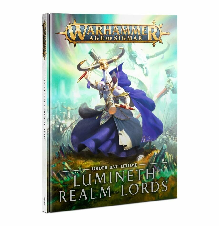 Battletome: Lumineth Realm-lords (Englisch) OLD - Warhammer Age of Sigmar - Games Workshop