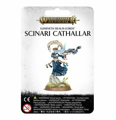 Scinari Cathallar - Lumineth  - Warhammer Age of Sigmar - Games Workshop