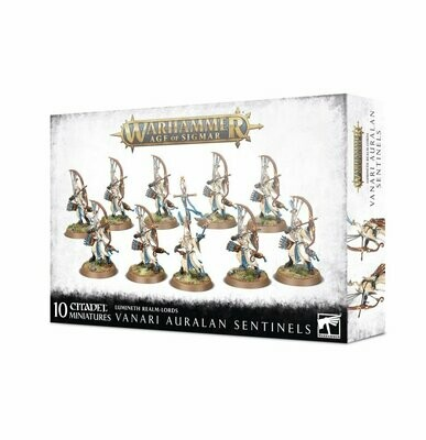 Vanari Auralan Sentinels - Lumineth  - Warhammer Age of Sigmar - Games Workshop