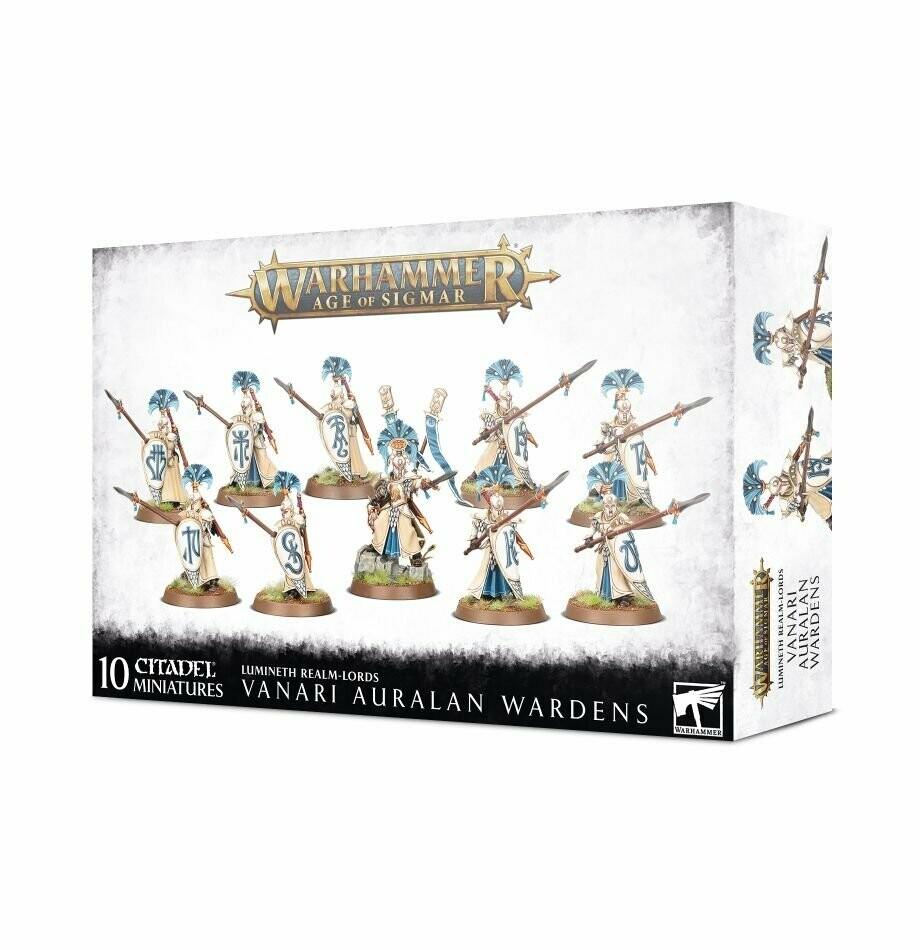 Vanari Auralan Wardens - Lumineth  - Warhammer Age of Sigmar - Games Workshop