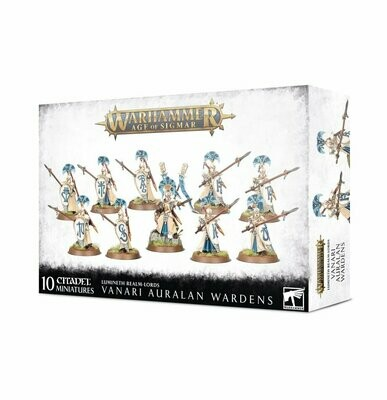 Vanari Auralan Wardens - Lumineth  - Warhammer Age of Sigmar - Games Workshop