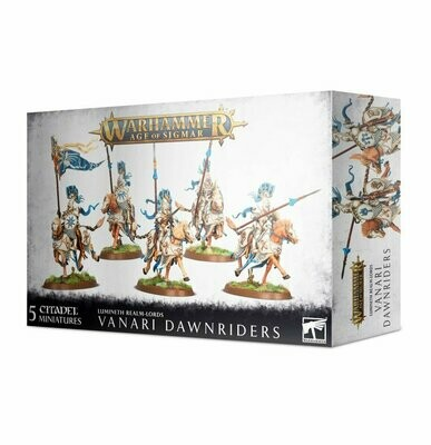 Vanari Dawnriders - Lumineth  - Warhammer Age of Sigmar - Games Workshop