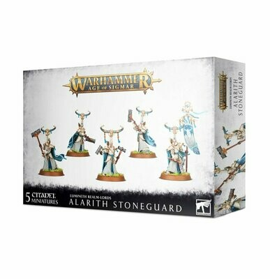 Alarith Stoneguard - Lumineth  - Warhammer Age of Sigmar - Games Workshop