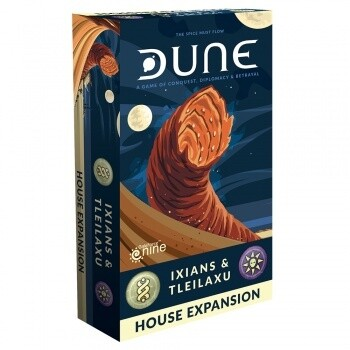 Dune: The Ixians and the Tleilaxu House Expansion - EN - Brettspiel