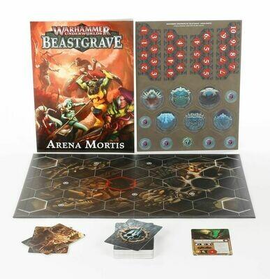 Warhammer Underworlds: Beastgrave – Arena Mortis (Englisch) - Warhammer Underworlds - Games Workshop
