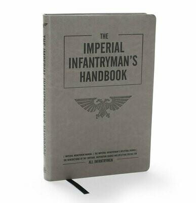 The Imperial Infantryman's Handbook (Paperback) (Englisch) - Games Workshop