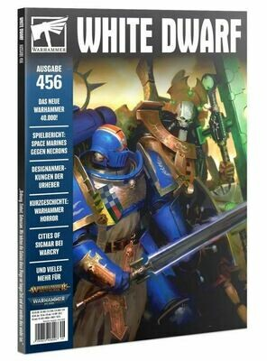 White Dwarf 456 September 2020 (Deutsch) - Games Workshop