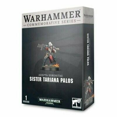 Sister Tariana Palos - Adepta Sororitas - Warhammer 40.000 - Games Workshop