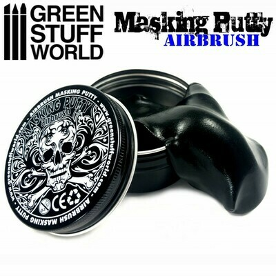 Maskierknete für Airbrush Masking Putty - Greenstuff World