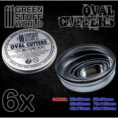 Ovalschneider für Basen - Greenstuff World