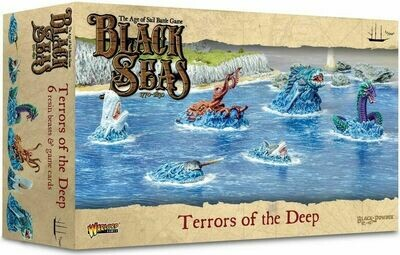 Black Seas - Terrors of the Deep - Warlord Games