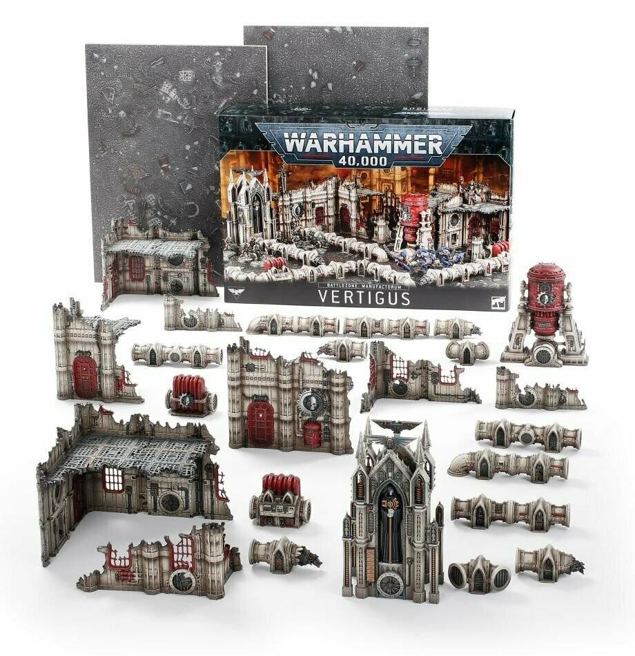 40K: Battlezone: Manufactorum – Vertigus - Games Workshop