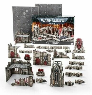 40K: Battlezone: Manufactorum – Vertigus - Games Workshop