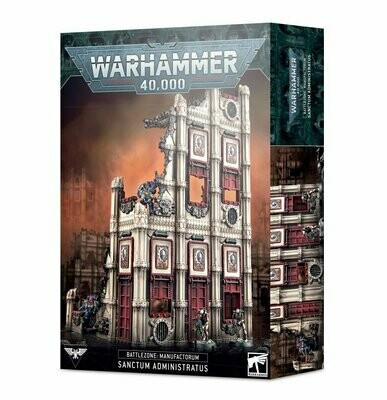 40K: Battlezone: Manufactorum – Sanctum Administratus - Games Workshop