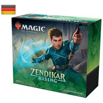 Magic The Gathering - Zendikar Rising Bundle - DE