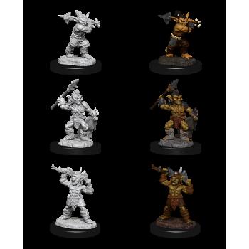 D&D Nolzur's Marvelous Miniatures - Goblins & Goblin Boss
