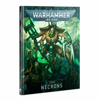 Codex: Necrons (Englisch) - Warhammer 40.000 - Games Workshop
