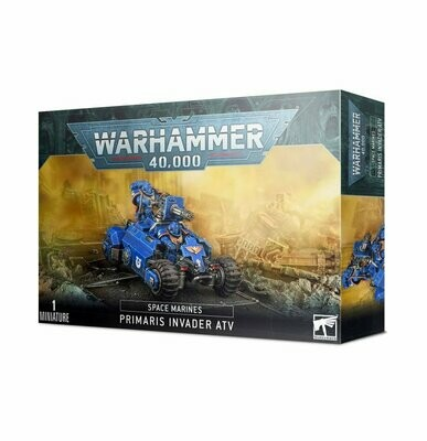 Invader-Quad der Primaris Invader ATV - Warhammer 40.000 - Games Workshop
