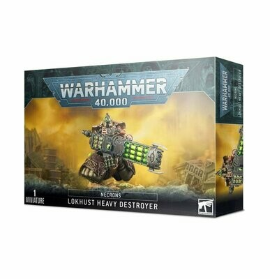 Schwere Lokhusta-Destruktoren Lokhust Heavy Destroyer - Warhammer 40.000 - Games Workshop