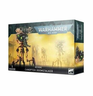 Kanoptech-Dominatorschreiter Canoptek Doomstalker - Warhammer 40.000 - Games Workshop