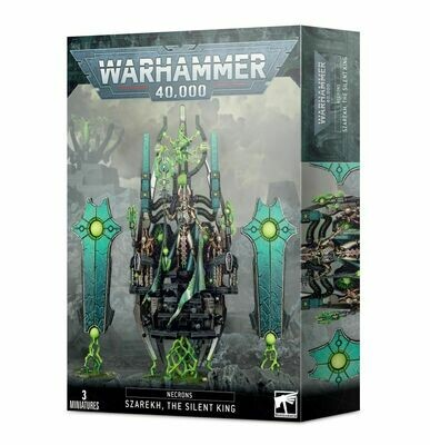 Szarekh, the Silent King - Warhammer 40.000 - Games Workshop