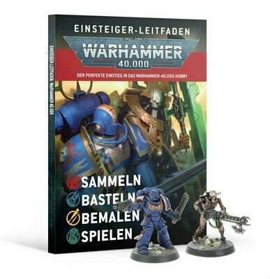 Einsteiger-Leitfaden: Warhammer 40.000  - Games Workshop