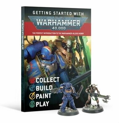 Getting Started with Warhammer 40,000 (Englisch) Leitfaden  - Games Workshop