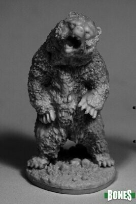 Dire Bear - Bones - Reaper Miniatures