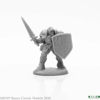 Sir William the Peacemaker - Bones - Reaper Miniatures