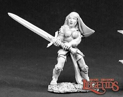 Sister Catherine - Reaper Miniatures