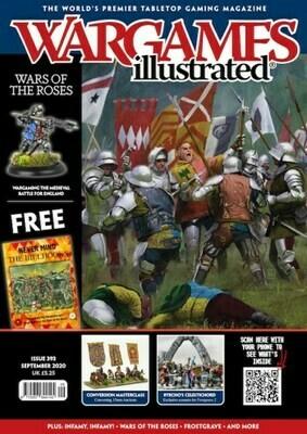 Wargames Illustrated #393 - Heft September 2020
