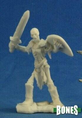 Skeleton Guardian Sword (3) - Reaper Miniatures