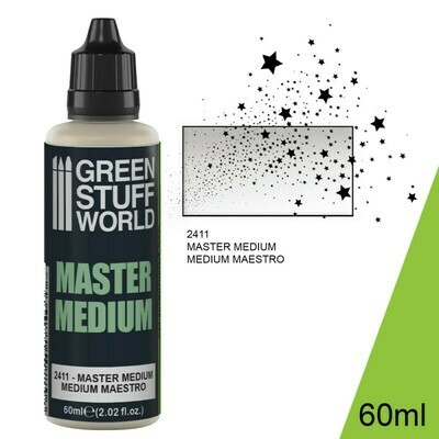 Meistermedium 60ml Master Medium - Greenstuff World