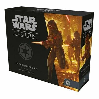 Star Wars: Legion – Inferno-Trupp - DE - Fantasy Flight Games