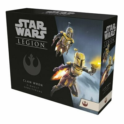 FFG - Star Wars Legion - Clan Wren (D) - Fantasy Flight Games