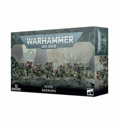 Necronkrieger Necron Warriors - Necrons -Warhammer 40.000 - Games Workshop