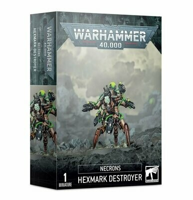 Hexjäger-Destruktor Hexmark Destroyer - Warhammer 40.000 - Games Workshop