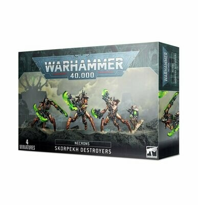 Skorpekh-Destruktoren Destroyers - Warhammer 40.000 - Games Workshop