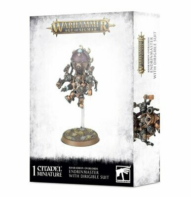 Endrinmaster mit Luftschiffrüstung with Dirigible Suit - Kharadron Overlords - Warhammer Age of Sigmar - Games Workshop