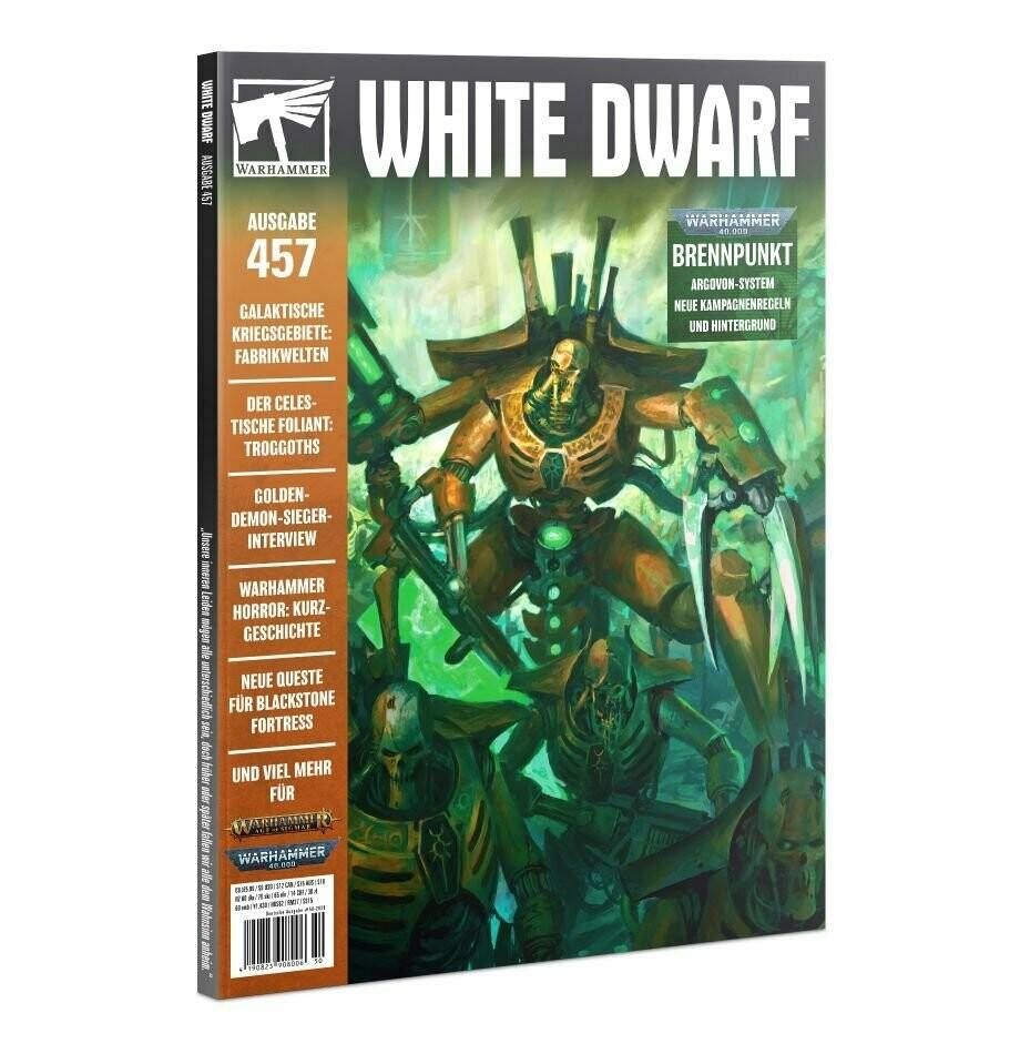 White Dwarf 457 Oktober 2020 (Deutsch) - Games Workshop