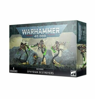 Ophys-Destruktoren Ophydian Destroyers - Necrons -Warhammer 40.000 - Games Workshop