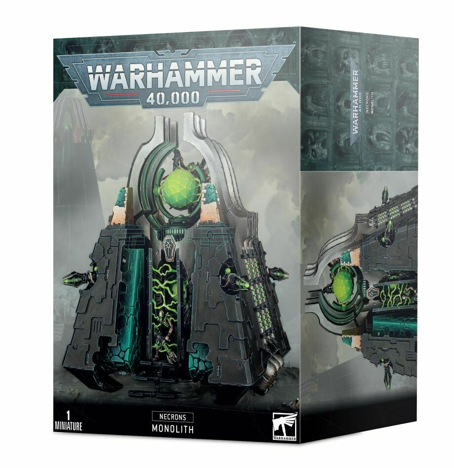 Monolith - Necrons -Warhammer 40.000 - Games Workshop