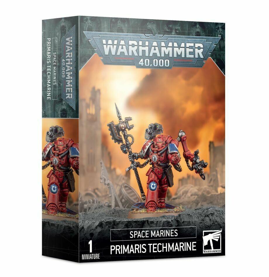 Primaris-Techmarine Space Marines - Warhammer 40.000 - Games Workshop
