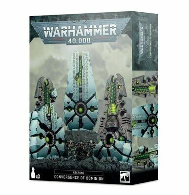 Konvergenz der Herrschaft Convergence of Dominion - Necrons -Warhammer 40.000 - Games Workshop