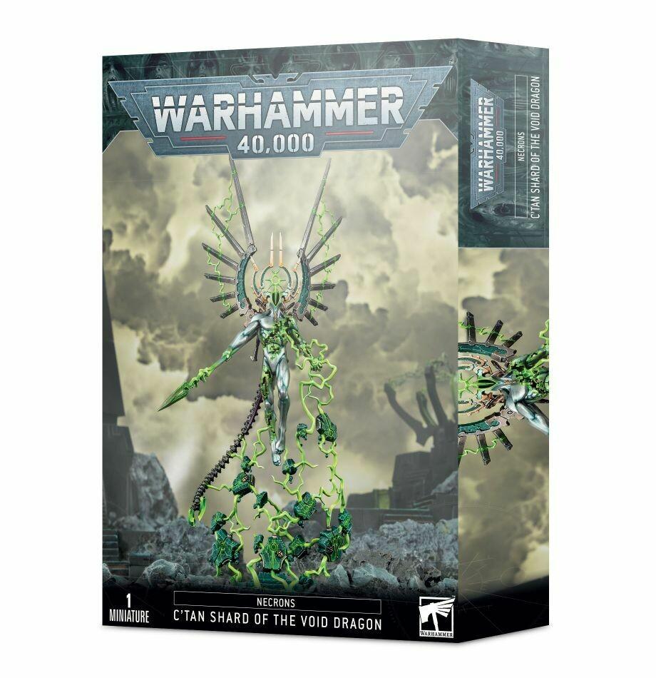 C'tan-Fragment des Drachen - Necrons -Warhammer 40.000 - Games Workshop